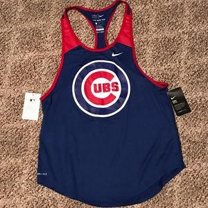 NWT Chicago Cubs tank